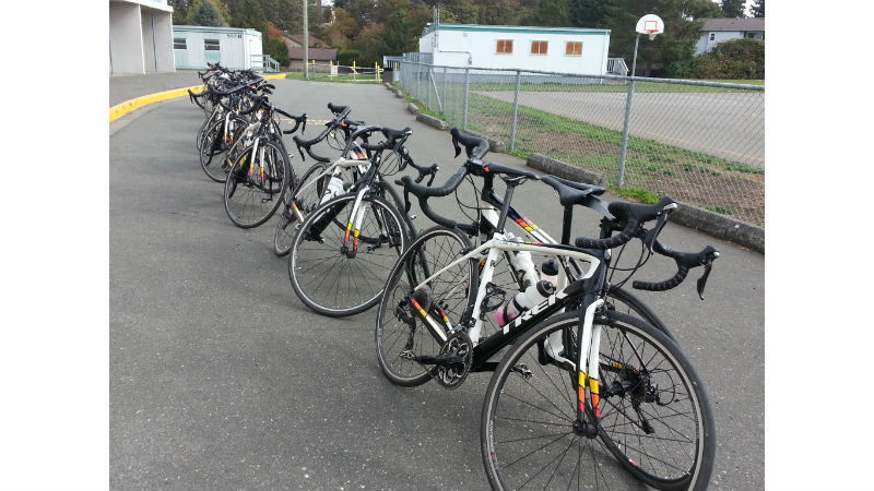 Tour de Rock Bikes