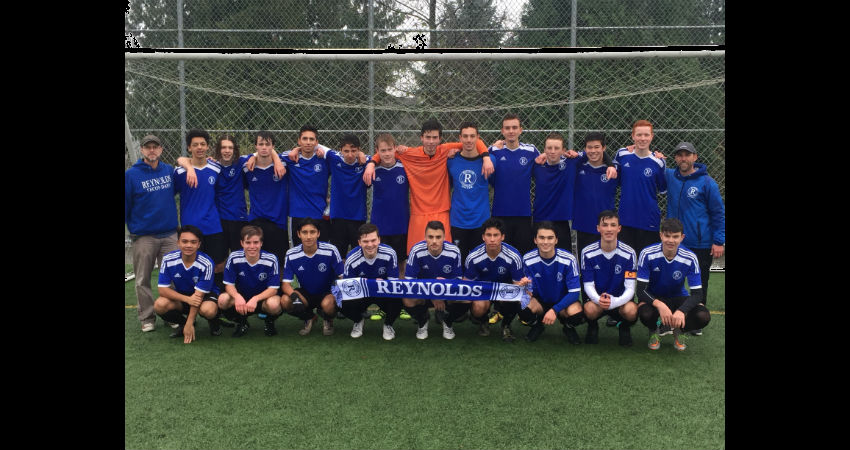 Provincial AAA Soccer Champions!