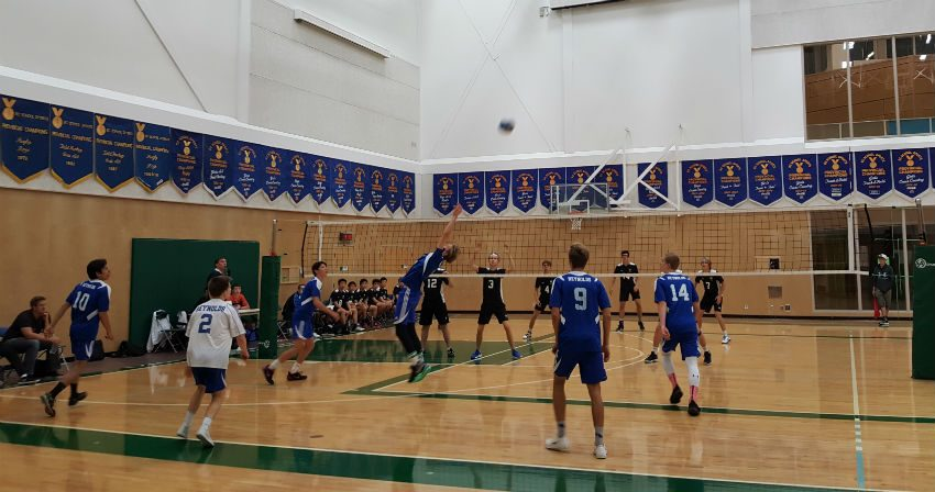 Jr. Boys Volleyball